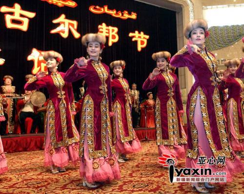 维族古尔邦节习俗节日习俗此渊源,在过古尔邦节的时候每户...