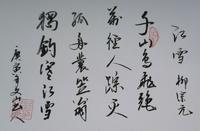 【江雪,柳宗元】