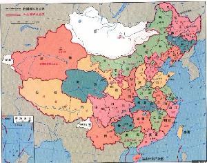 我的中国梦简笔画图片下载