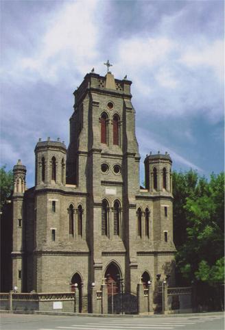 望海楼天主教堂