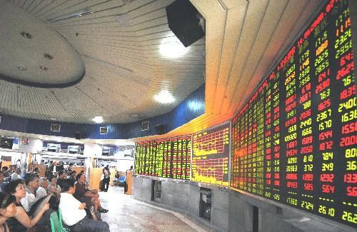 上海证券交易所综合股价指数