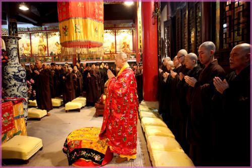 腊八节与佛祖成道日是如何融为一天的?  (组图) - 安然 - 轩鼎紫气