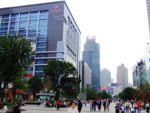 观音桥是重庆市江北区政治