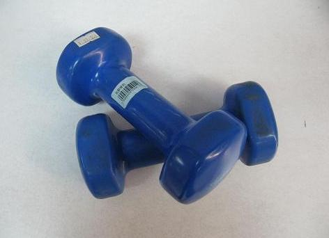 幼儿运动器材手工制作哑铃