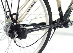 自行车传动比图片