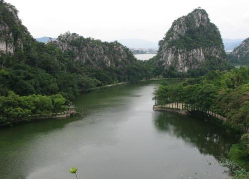 中国最美的十大地质公园 - 心的对话 - 心的对话