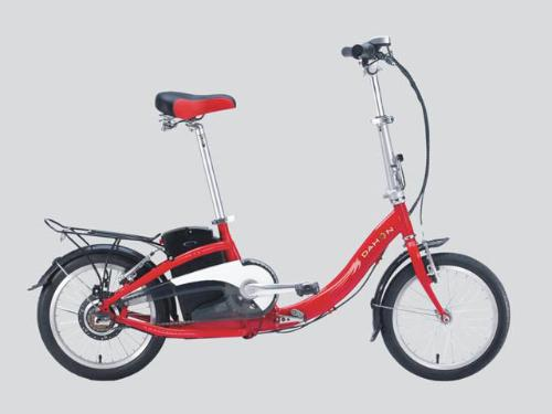 美国大行折叠自行能改成电动车吗