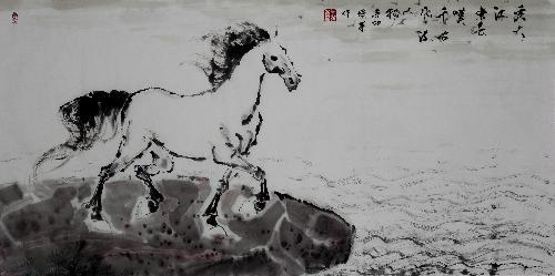 中国年画娃娃简笔画