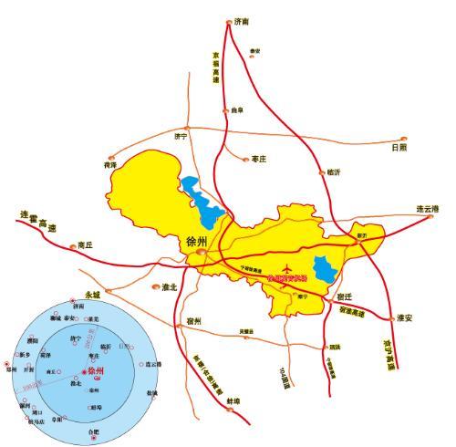 辽宁省绥中县机场地图