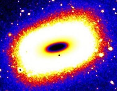 不规则星系矢量图
