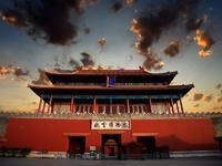 下令仿照南京皇宫营建北京宫殿图片