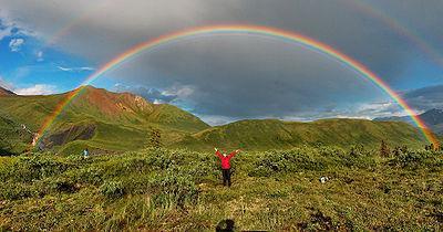 18张最美的彩虹照片 close; 彩虹- 秋语 - 秋语图文日记; 彩虹;
