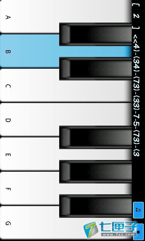 钢琴立体图设计图