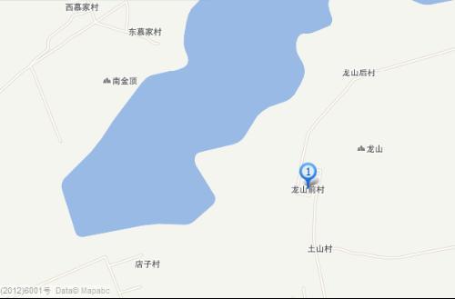 龙山前村位于山东省荣成市石岛管理区 因村里有做龙山而得名