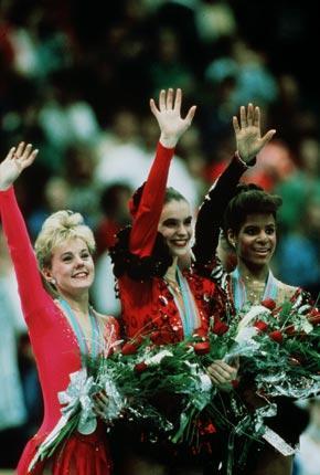1988年卡尔加里冬季奥运会图片