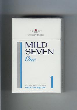 """seven""""牌香烟"""