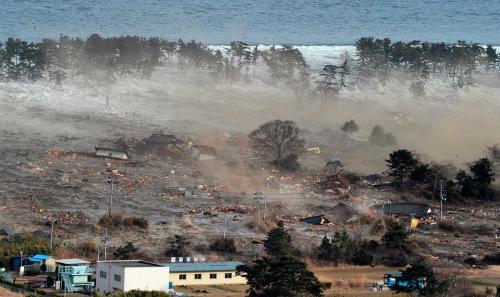 此次印度洋地震海啸专家尚无定论.