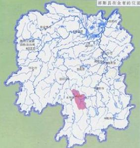 蓝山县地图湖南永州道县地图; 祁阳位于湖南省南部,地处永州市北大门
