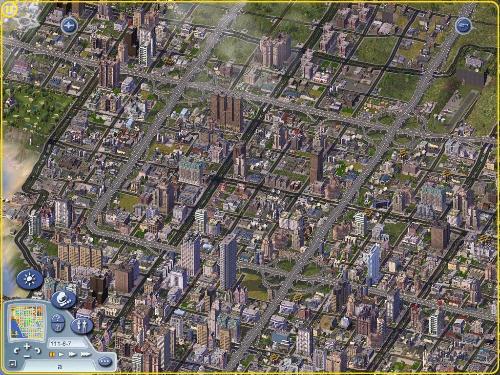 模拟城市4怎么才能盖成摩天大楼