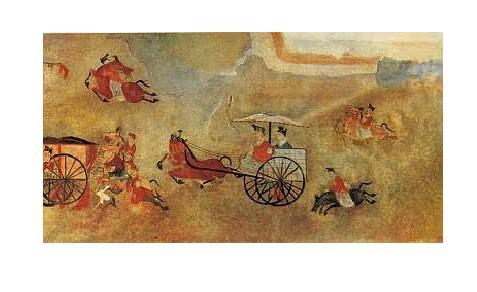 壁画贴图材质 欧式
