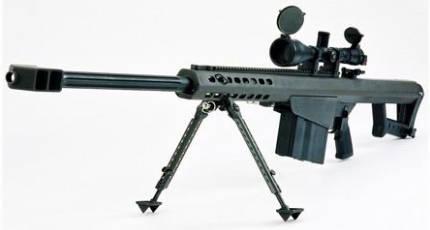 巴雷特m82a1狙击枪
