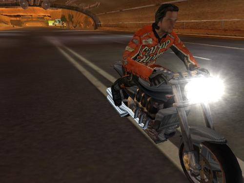 暴力摩托《暴力摩托》是一款与众不同的竞速类游戏,它拥有...