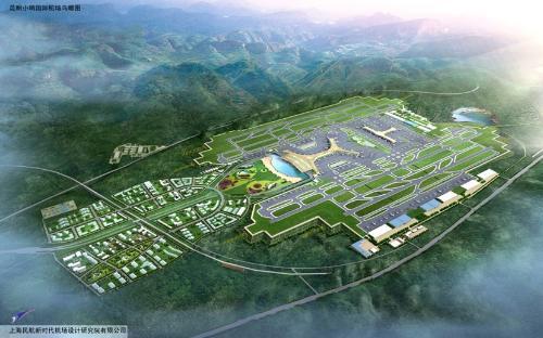 中国民用飞机场列表