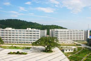 福建农林大学金山学院图片
