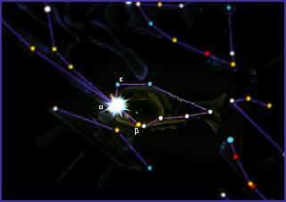 天上的星座----南鱼座 - 一蓑烟雨任平生 - 一蓑烟雨任平生的博客
