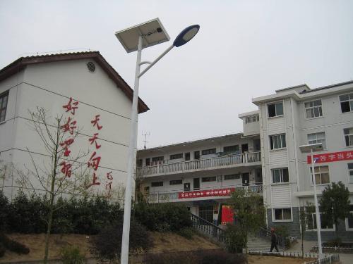 常山县紫港中学