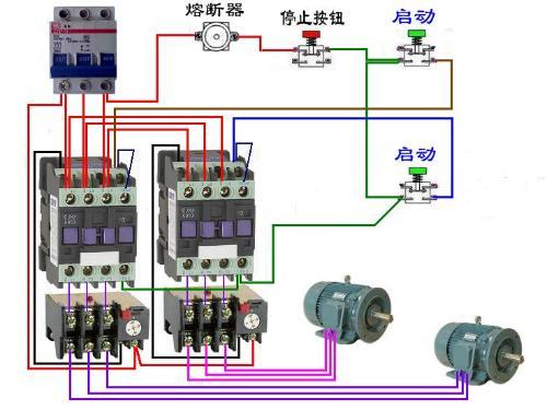 本产品接线简单,不需要占用接触器的辅助触点; 交流接触器是一种应用