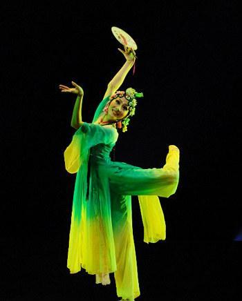 中国古典舞从其源来说图片
