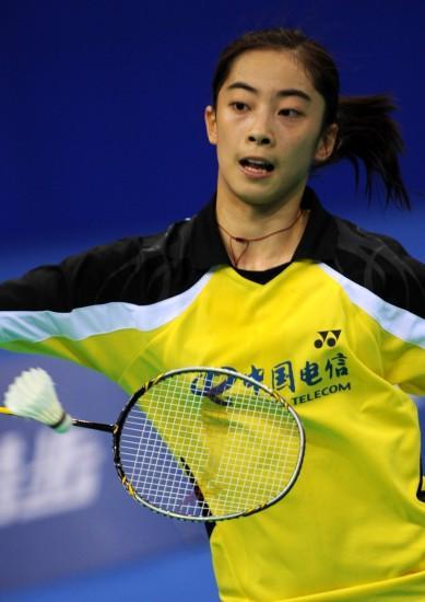 王琳 羽毛球运动员 搜搜百科
