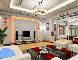 装修; 客厅风水; 7[1]   现代装修效果图