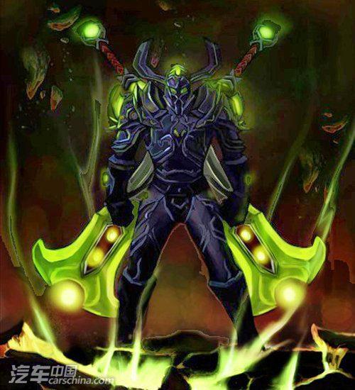 魔兽世界战士