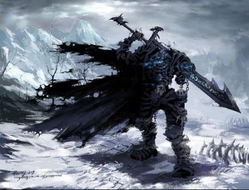 魔兽世界死亡骑士