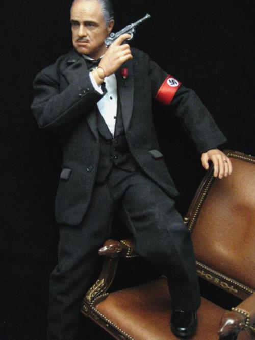 1901年,在西西里,少年时代的维托·柯里昂的父兄皆为当地黑手党首领