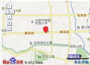 医院位置_合肥远大医院地理位置