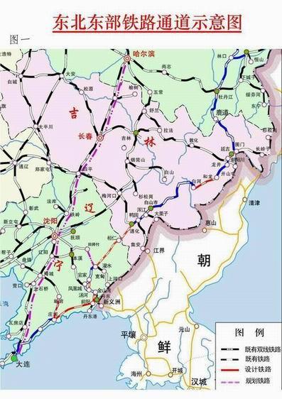 东北东部铁路; 东边道铁路概况; 沿线直接途经辽宁省大连市
