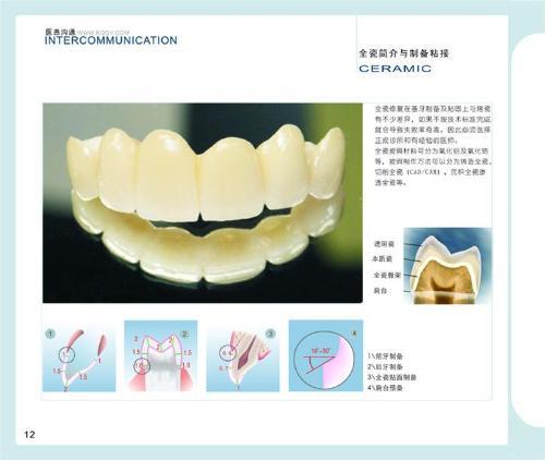 44 牙齿结构一 45 牙齿结构二  46 窝沟封闭 47 牙齿美白 48 牙齿疾病