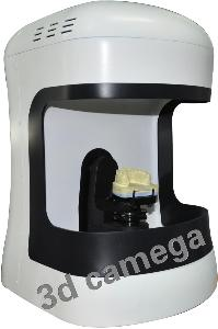 牙齿扫描仪_3D扫描齿科应用为病患再造完美牙齿_3D扫描