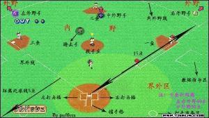 棒球比赛场地