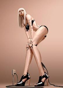 美女机器人 搜搜百科