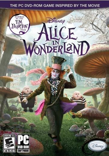 爱丽丝漫游仙境