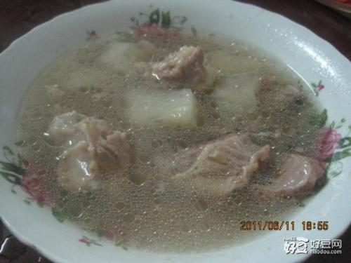 煲什么汤可以化痰止咳