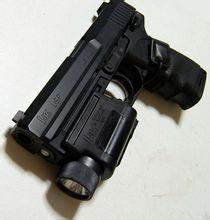 usp(universalselstladepistole)是hk公司第一支专门为美国市场