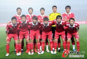 中国足球国家队