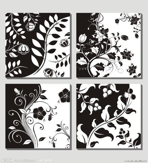 彩陶器身上的装饰性纹样,如 动物纹,人纹,几何纹,都是经过夸张变形