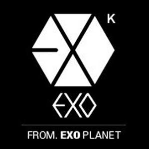 EXO K官方Logo