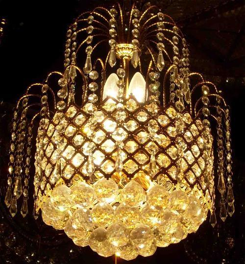 施华洛世奇水晶灯图片